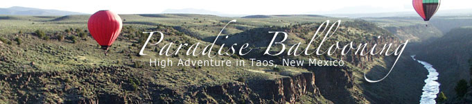 Taos Ballooning - High Adventure in Taos New Mexico